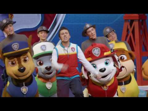 Paw Patrol Live! Race to the Rescue coming to Australia - Official