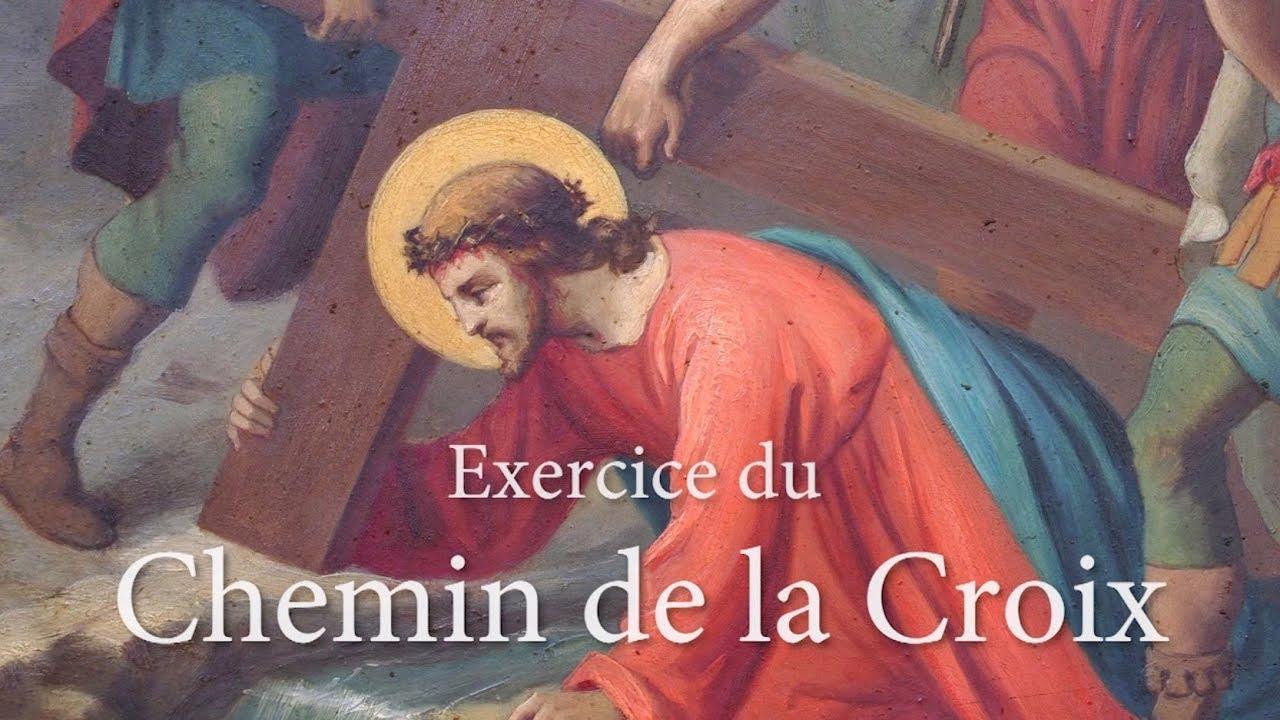 Chemin de Croix - méditation des XIV stations