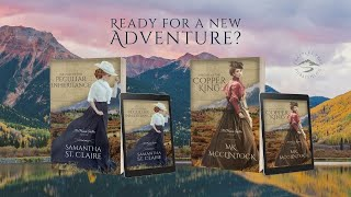 The McKenzie Sisters Mystery Series Books 1 and 2 ~ Historical Western Cozy Mysteries