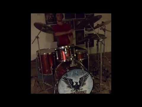 Pop Evil- Waking Lions Drum Cover