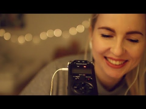 ASMR Soft Whispering ☾ Tausend Fragen an dich selbst #1 ☾ german/deutsch