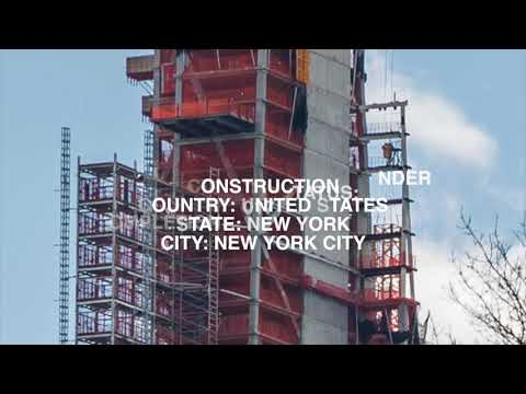 NEW YORK Tower Verre - 53w53 320m 1050ft 73 fl (Museum, Residential Condominiums) Update! May 2018