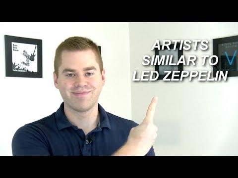 Artists Similar To Led Zeppelin