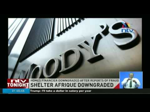 Shelter Afrique downgraded after reports of fraud