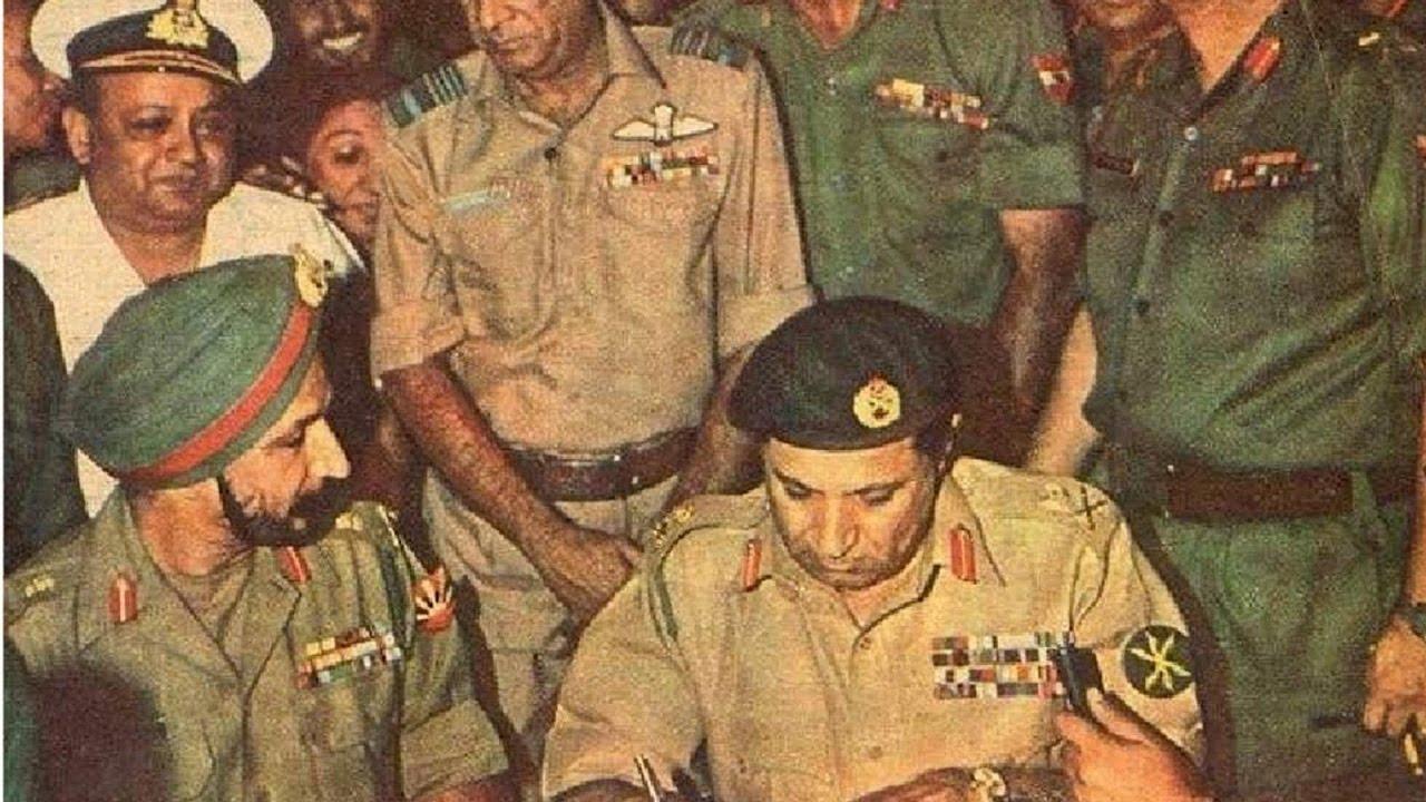 1971 भारत-पाक युद्ध - Bangladesh Liberation war - History for  IAS/PCS/CDS/CGL