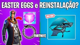 FORTNITE-SECRET SKIN PARADOX and REINSTALLATION OF WING-DELTA COMING BACK?