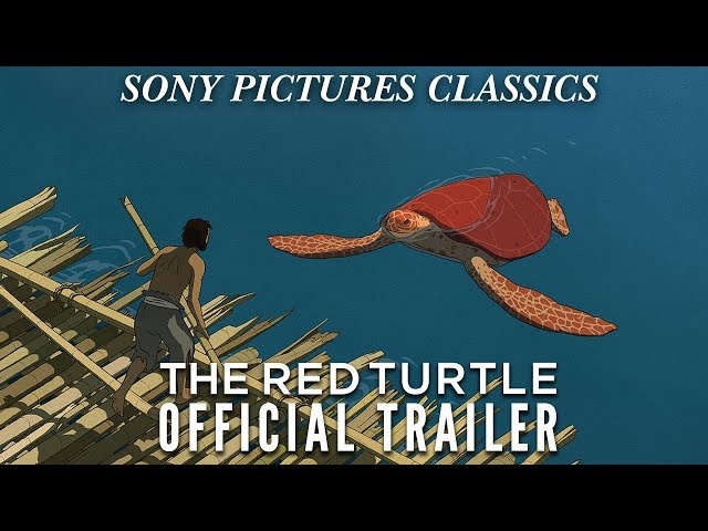 Review The Red Turtle Gorgeous And Seriously Emotional