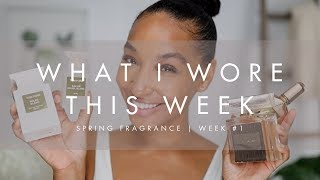 What I Wore this Week # 1 | Tom Ford, Elie Tahari, & More...