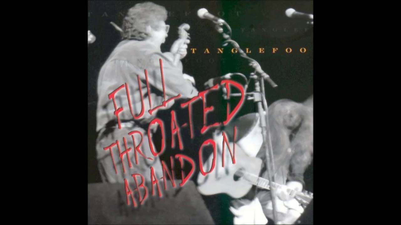 One more night - Tanglefoot