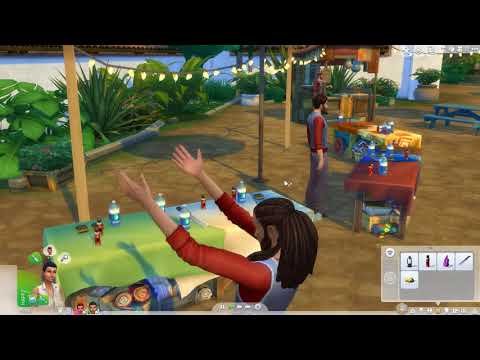 The Beginning - The Sims 4 Jungle Adventure (Part 1) |
