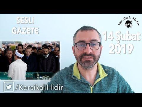 Milli tanzim satış kuyruklarımız yerlerde! Onlar konuşur AKP yapar [Sesli gazete 14 Şubat 2019]