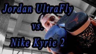 Крук ДанкВлог: Сравнение Кроссовок Nike Kyrie 2 Duke vs. Jordan UltraFly(IRVING! MY BAD!) УльтраФлаи или Кайри Ирвинг 2? Делюсь впечатлениями и мнением о данных кроссовках, а также отвеч..., 2016-07-01T17:54:14.000Z)