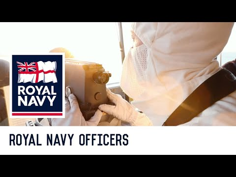 What Benefits Do Royal Navy Officers Get?