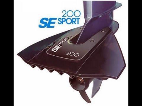 se sport 200 hydrofoil install well sort of on a 25 hp. Black Bedroom Furniture Sets. Home Design Ideas