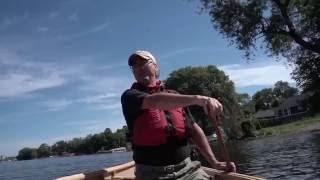 Solo Canoe Paddling Tips