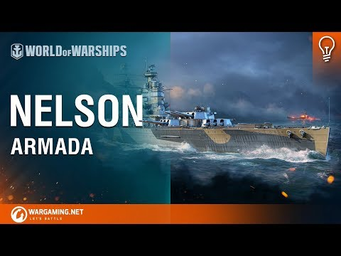 World of Warships - Armada: Nelson