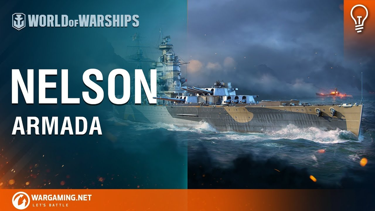 World of Warships – Armada: Nelson
