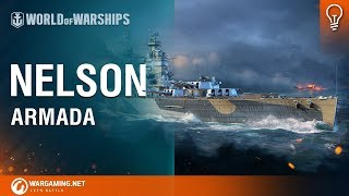 World of Warships - Armada: Nelson