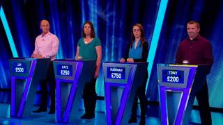 Jay Curtis on Tipping Point Gameshow