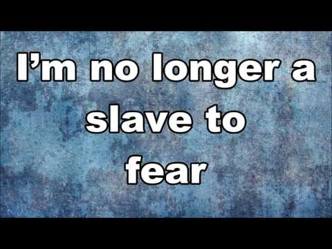 No longer slaves to FEAR Lyric Video Bethel Music  Jonathan David  - GHANA, AFRICA