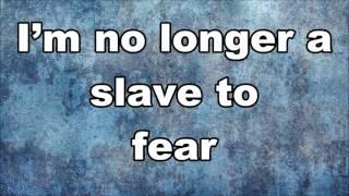 No longer slaves to FEAR Lyric Video Bethel Music  Jonathan David  - GHANA, AFRICA