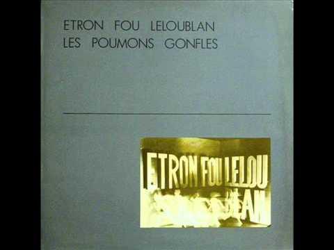 ETRON FOU LELOUBLAN nicolas 1982