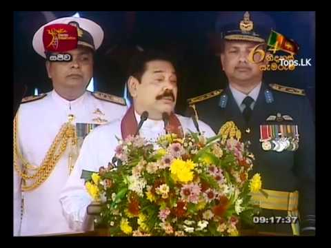 64th National Independence Day Celebration of Social Republic of Sri Lanka, Live from Anuradhapura