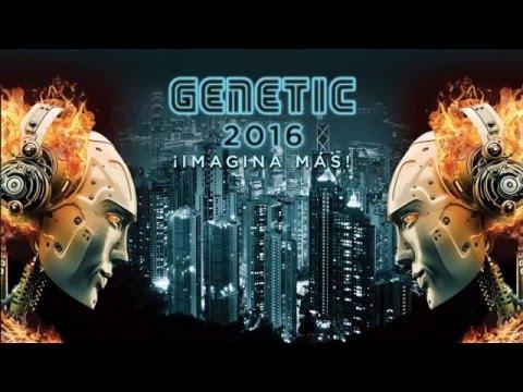 New Years 2016 Party en Genetic Club de Guatemala