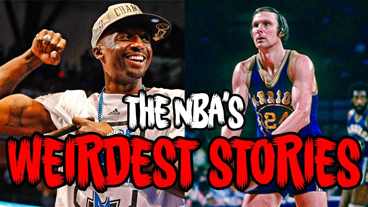 4 NBA Stories SO WEIRD They Have To BE TRUE!