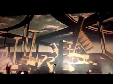 False Awakening Suite (Video Intro) - Dream Theater Live at Movistar Arena - Santiago de Chile 2014
