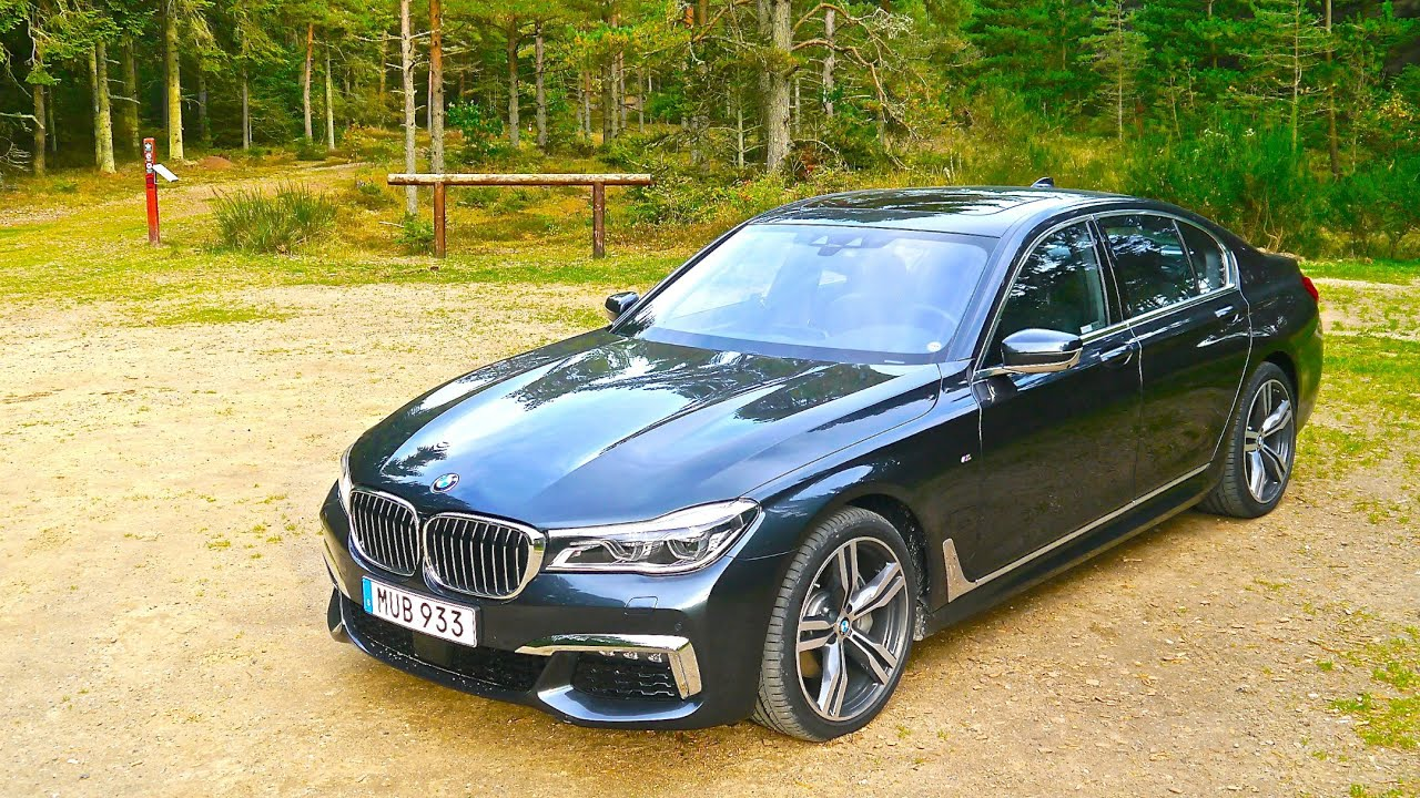 2016 bmw 730d xdrive first drive youtube. Black Bedroom Furniture Sets. Home Design Ideas