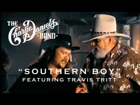 The Charlie Daniels Band & Travis Tritt - Southern Boy (Official Video)