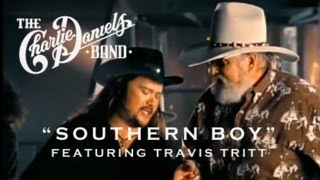 Watch Charlie Daniels Southern Boy video