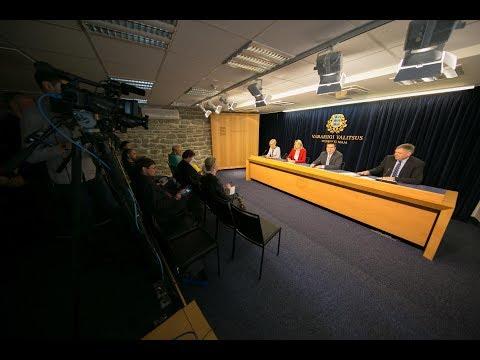 Valitsuse pressikonverents, 1. juuni 2017