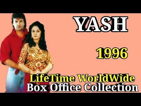 YASH 1996 Bollywood Movie LifeTime WorldWide Box Office Collections Rating Cast Songs