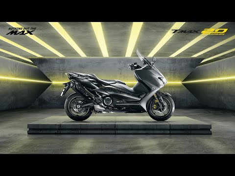2021 Yamaha TMAX 20th Anniversary - Celebrate of an Icon