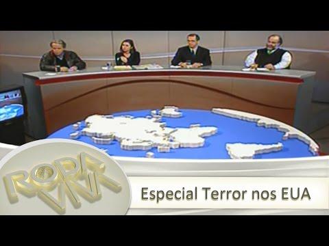 Especial Terror Nos EUA - 17/09/2001