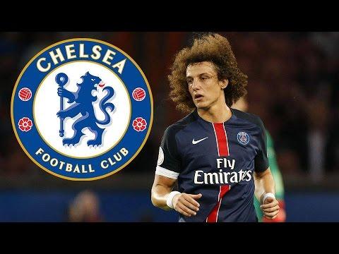 David Luiz - Welcome Back To Chelsea FC  - Chelsea Return  - HD