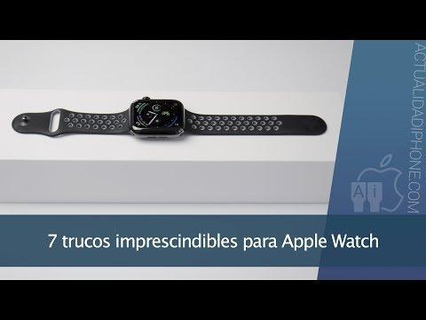 7 trucos imprescindibles para el Apple Watch