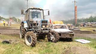Выживальщики vs трактористы. Никому не уйти с трассы. Бизон-Трек-Шоу-2016