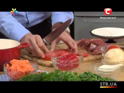 Азербайджански блюда хашлама С. Ханкишиев