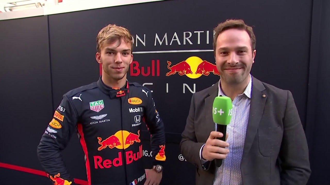 F1 - Essais de Barcelone : Gasly teste enfin sa Red Bull - CANAL+ Sport