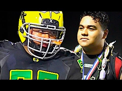 🔥🔥 8th Grade BEAST: Top Youth Lineman in the Nation ?? George Miki-Han - IE DUCKS Class of 2021