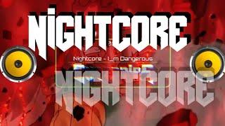 Guy I'm Dangerous [MKP Avee Player]™ Nightcore