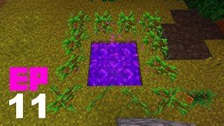 SevTech Ages - EP11 - Hago el Portal del Twilight Forest