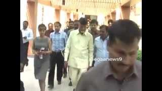 CM Chandrababu Naidu meets with Ratan Tata