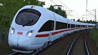 Let's Play Train Simulator 2018 | ICE 209 Hamburg Altona - Innsbruck | ICE-T BR 411