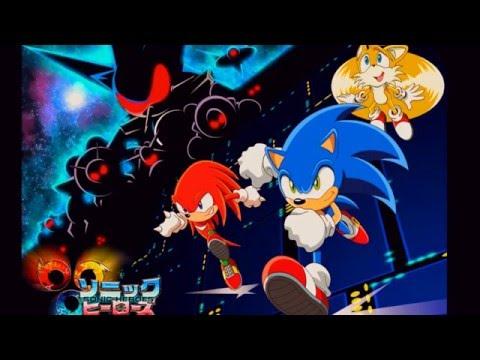 ソニックX ( Sonic X ) - Sonic Drive Hironobu - Kageyama Hideaki Takatori