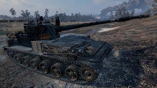 World of Tanks SU-130PM 5022 DMG 1575 EXP - Studzianki