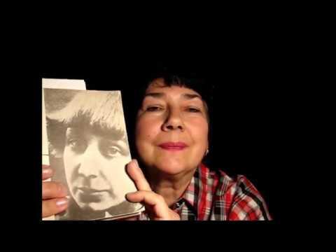 Изображение предпросмотра прочтения – АллаГромова читает произведение «Красною кистью...» М.И.Цветаевой